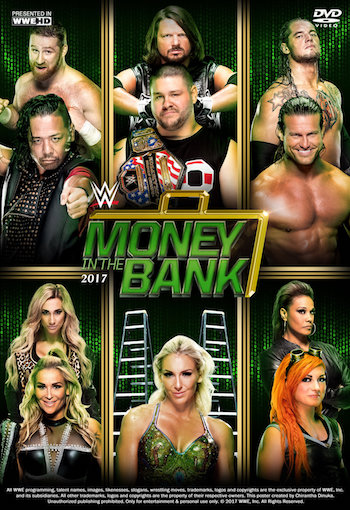 WWE Money In The Bank 2017 PPV Full Episode Free Download