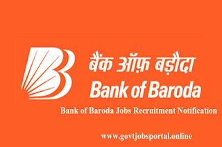 Bank Of Baroda Jobs Recruitment