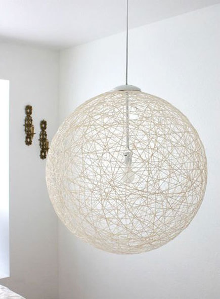 Interior Attack Diy Recycled Light Pendants