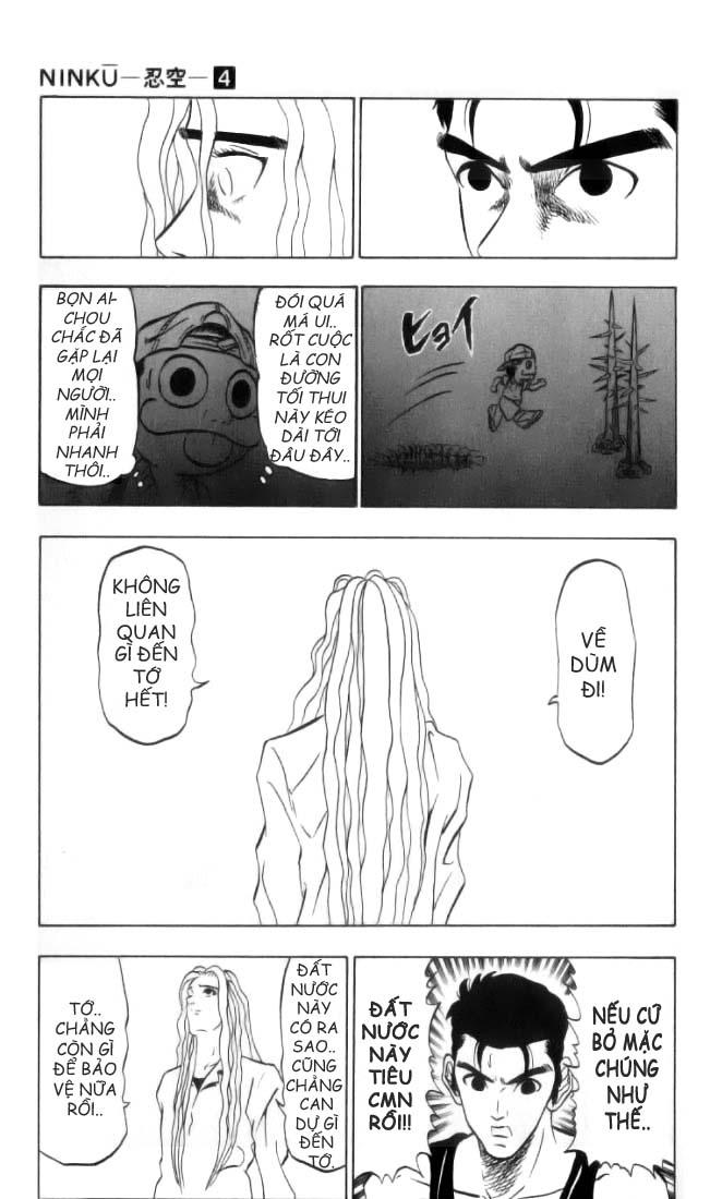 NINKU vol 31 trang 8