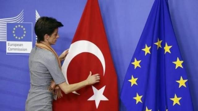 """""""Κόκκινο"""" από την Κομισιόν στην κατάργηση της βίζας στους Τούρκους"""