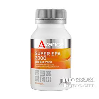 Avance Super EPA 2000  Dầu cá omega3