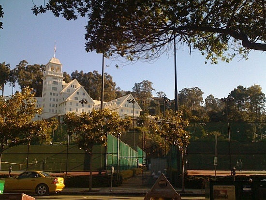 Haunted Claremont hotel club and spa where the spirit of a girl resides