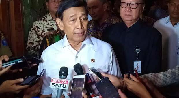 Sering Blunder, Alasan BPN Desak Jokowi Pecat Wiranto