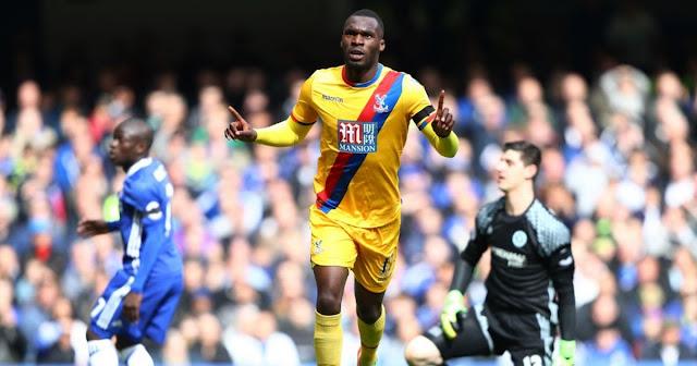 Crystal Palace Christian Benteke Scores
