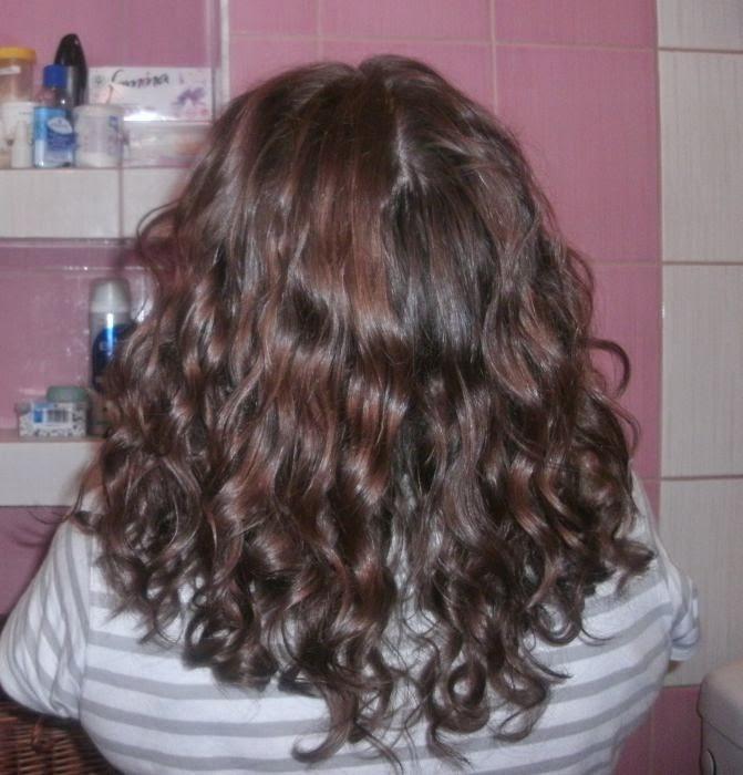 Włosy w czerwcu 2014r.