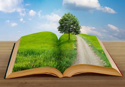 Resultado de imagen para libro abierto de poemas