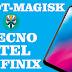Como Fazer o root em Qualquer Tecno, Itel, Infinix usando o Magisk Manager & boot.img