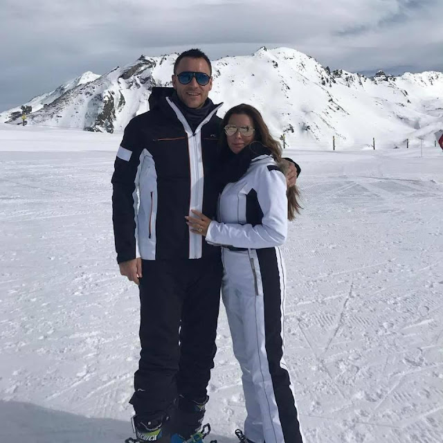 John Terry's mansion was robbed after he posted an Instagram snap of himself on a ski holiday with his wife Terri 9 John Terry's mansion was robbed after he posted an Instagram snap of himself on a ski holiday with his wife Terri