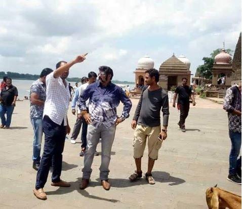 gautamiputra satakarni movie leaked pics
