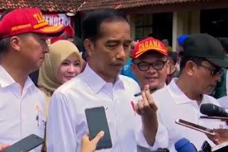 Terjawab, Ini Alasan  Jokowi Pegang Pulpen Saat Debat Capres