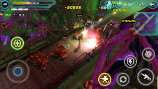 Download Alien Zone Raid MOD Apk - Free Download Android Game