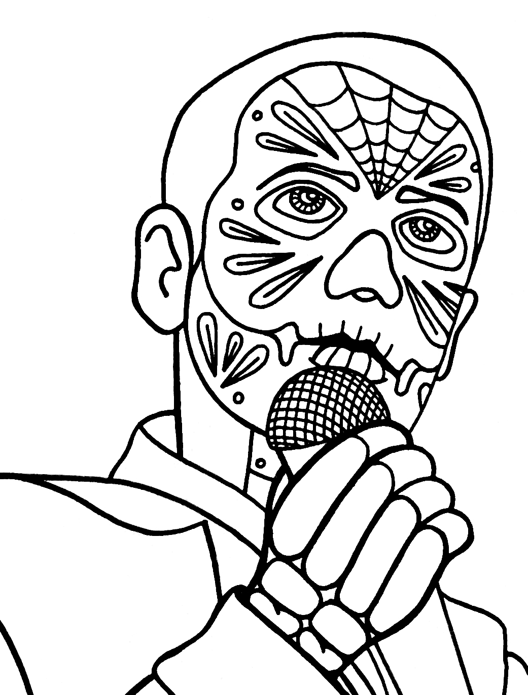 Free Coloring Pages Of Best Teacher Ever