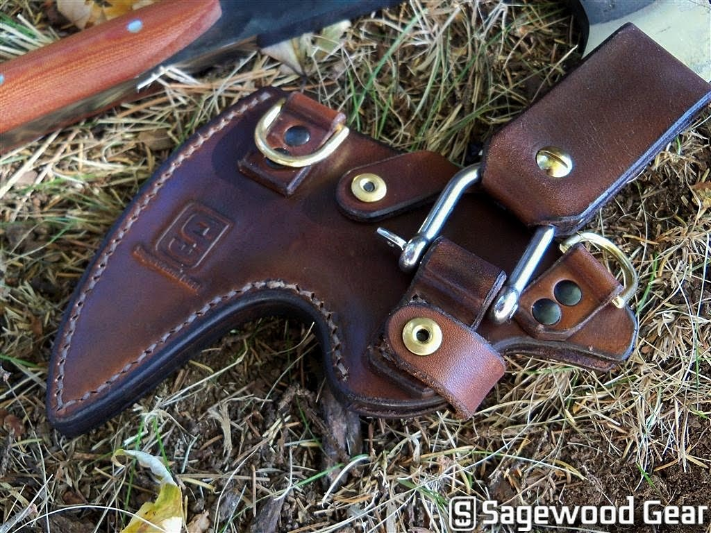 sagewood gear turley war hawk sheath