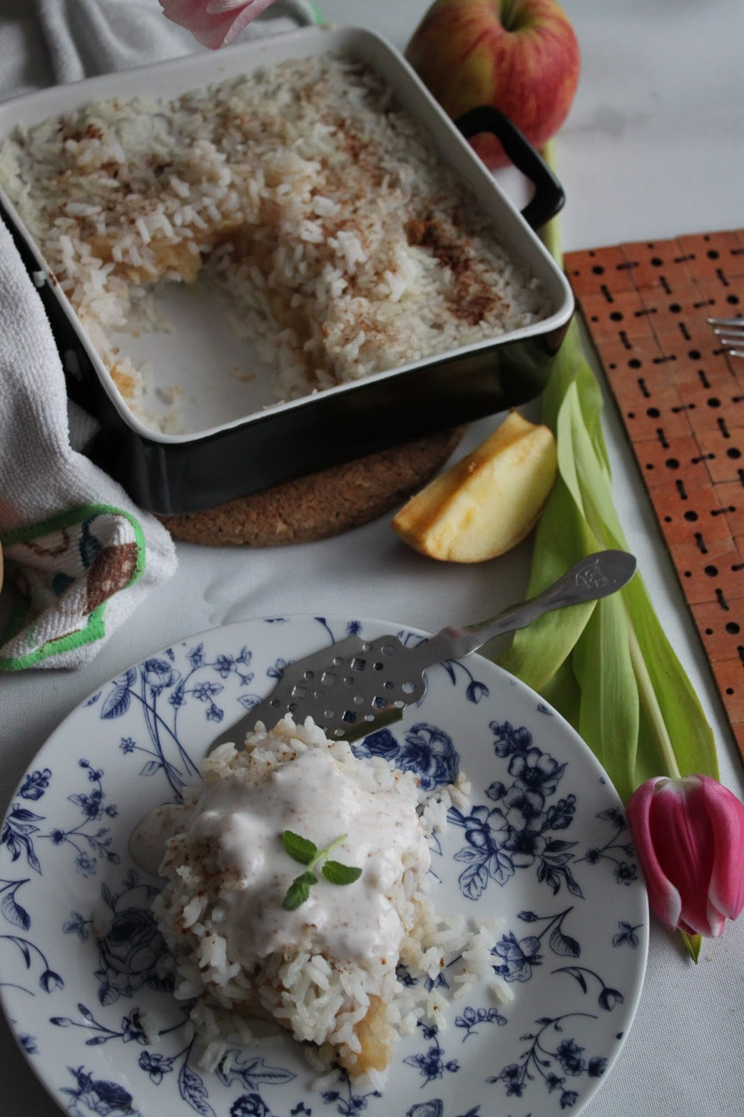 Ryz Z Jablkami Obiad Na Slodko Wspomnienie Z Dziecinstwa