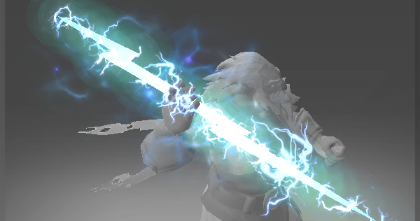 Zeus Righteous Thunderbolt Dota 2 Mods