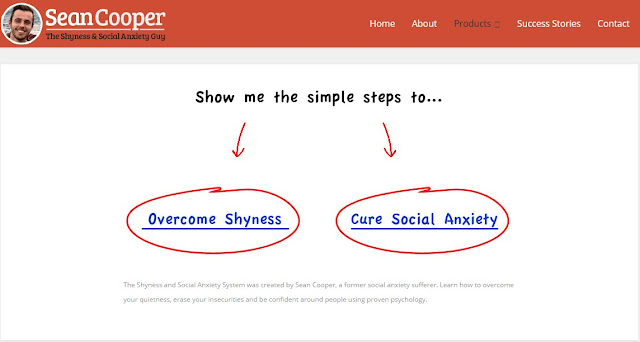 Shyness And Social Anxiety System - Sean Cooper