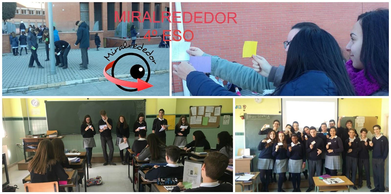 Agustinas Valladolid - ESO 4 - 2017 - Matemáticas - Miralrededor