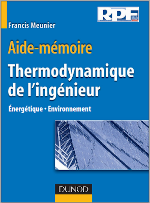 Télécharger Livre Gratuit  Aide-mémoire de thermodynamique de l'ingénieur - Énergétique, Environnement pdf