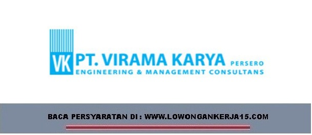 Lowongan kerja PT Virama karya