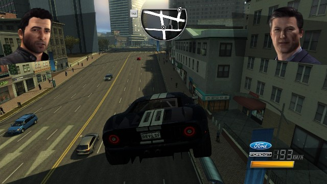Download Driver San Francisco PC Games Gameplay