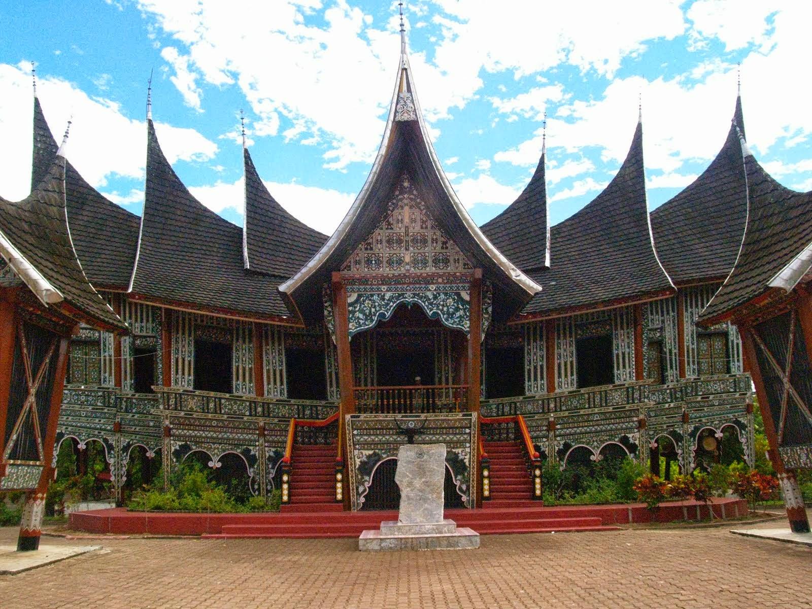 Rumah%2BGadang VisitIndonesia Paradise
