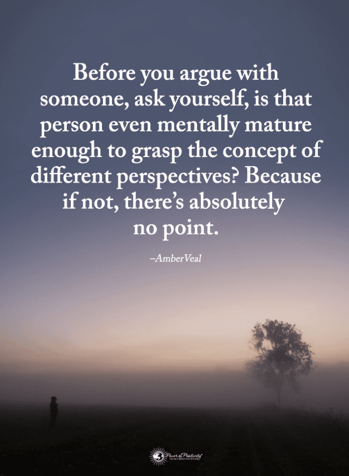 Arguments Quotes, Amber Veal Quotes,