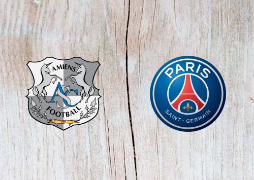 Amiens vs PSG Full Match & Highlights 12 January 2019