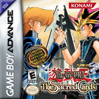 Rom de Yu-Gi-Oh! The Sacred Cards - GBA - PT-BR - Download