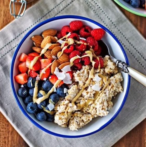 BREAKFAST BOWL [VEGAN, GLUTEN FREE] #Vegan #Breakfast