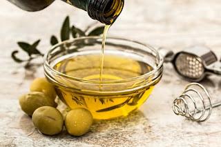 Eat Olive Oil for healthy skin