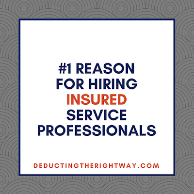 uninsured small business | www.deductingtherightway.com