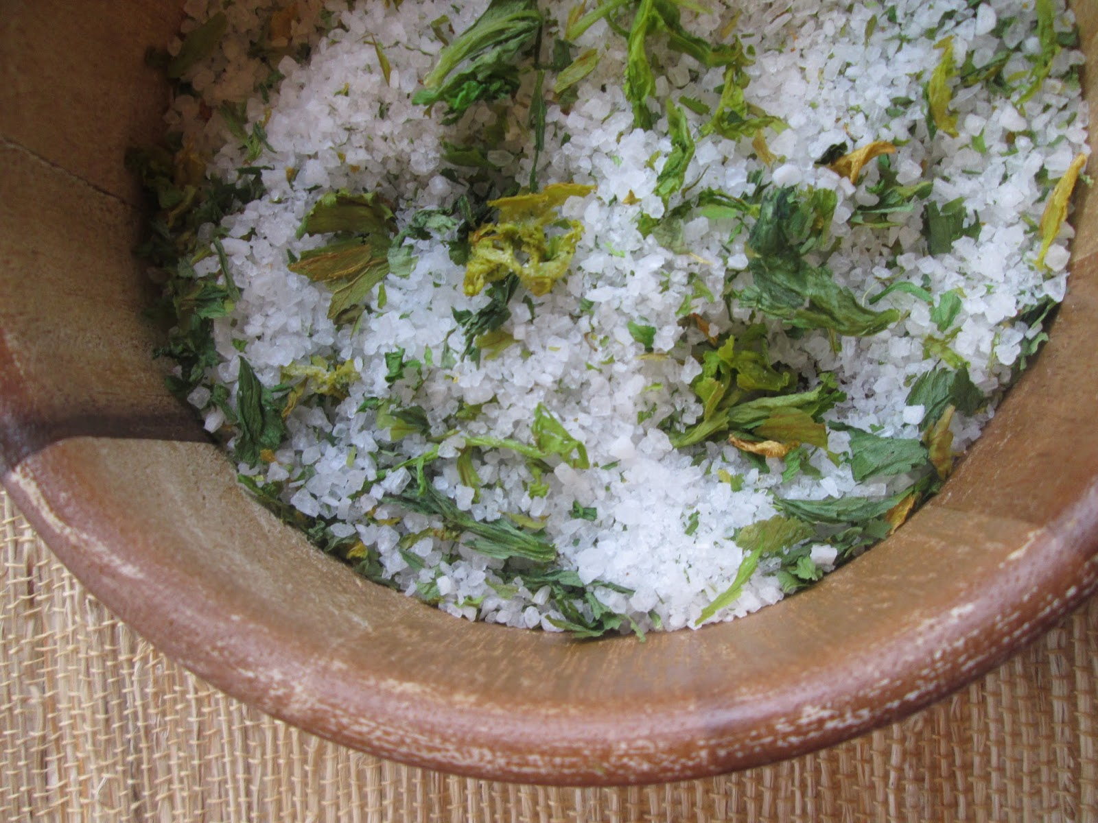 Stirring the Pot: Homemade Celery Salt