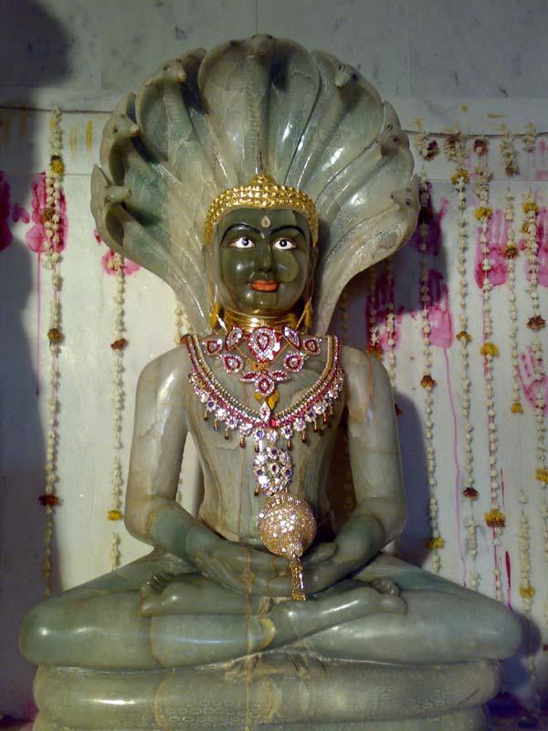 of jain tirthankar
