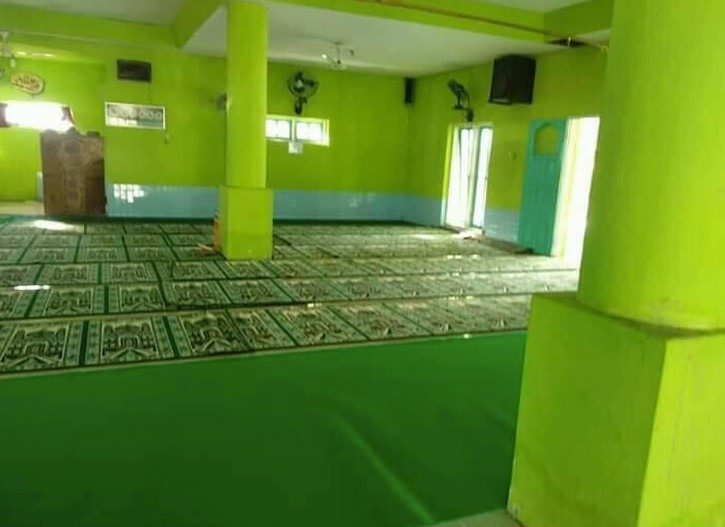Masjid Jami Pantoloan Palu