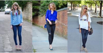 Model Celana Skinny Jeans
