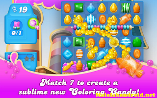 Candy Crush Soda v1.59.2 Mod Unlimited APK