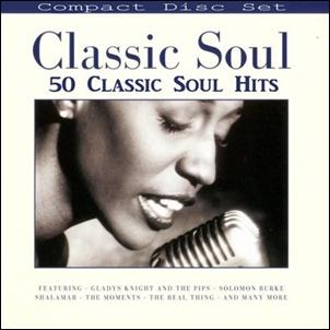 Classic Soul – 50 Classic Soul Hits