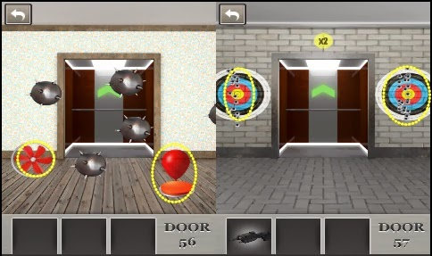 Best game app walkthrough 100 locked doors level 56 57 58 for 100 doors door 56