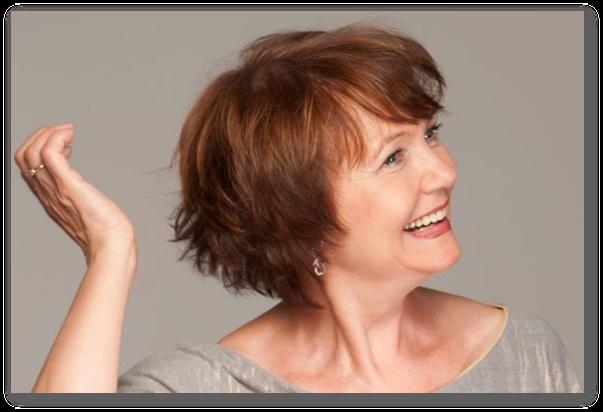 Femeia dupa varsta de 50 de ani: cum se manifesta menopauza; tulburarile psihice si osteoporoza; solutii; terapia hormonala de substitutie.