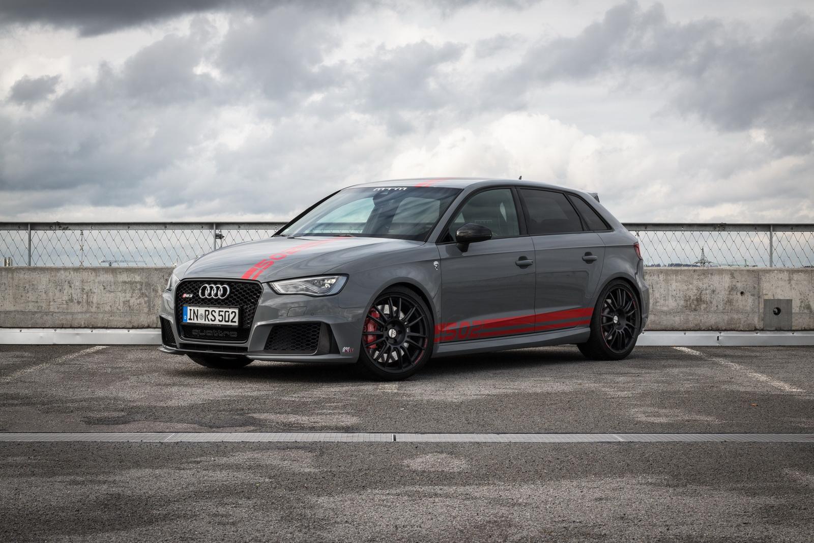 Audi RS3 độ MTM có lẽ là con Hatchback mạnh nhất thế giới?