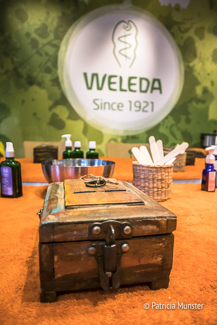 Visiting Weleda in Zoetermeer