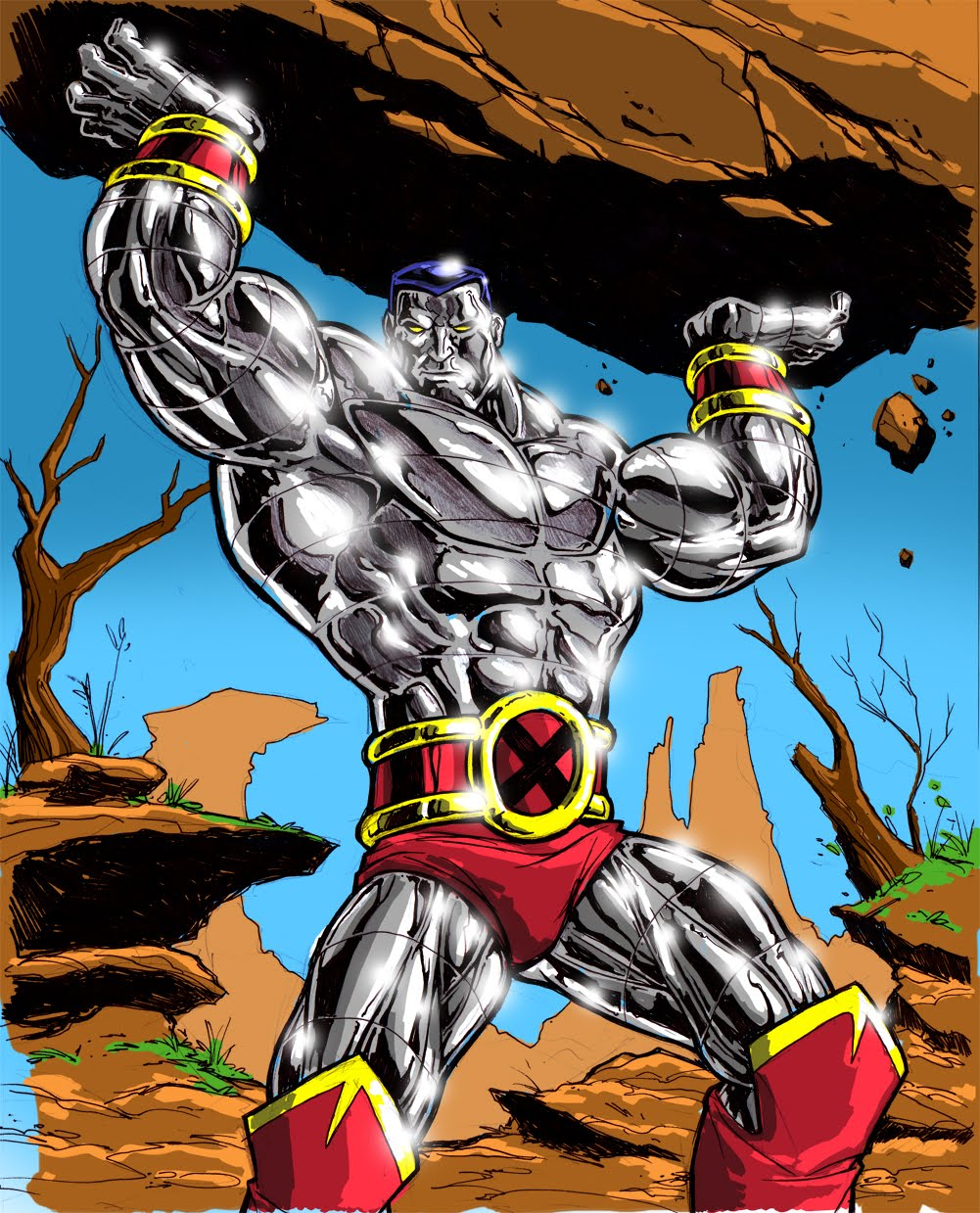 colossus marvel x men - photo #46