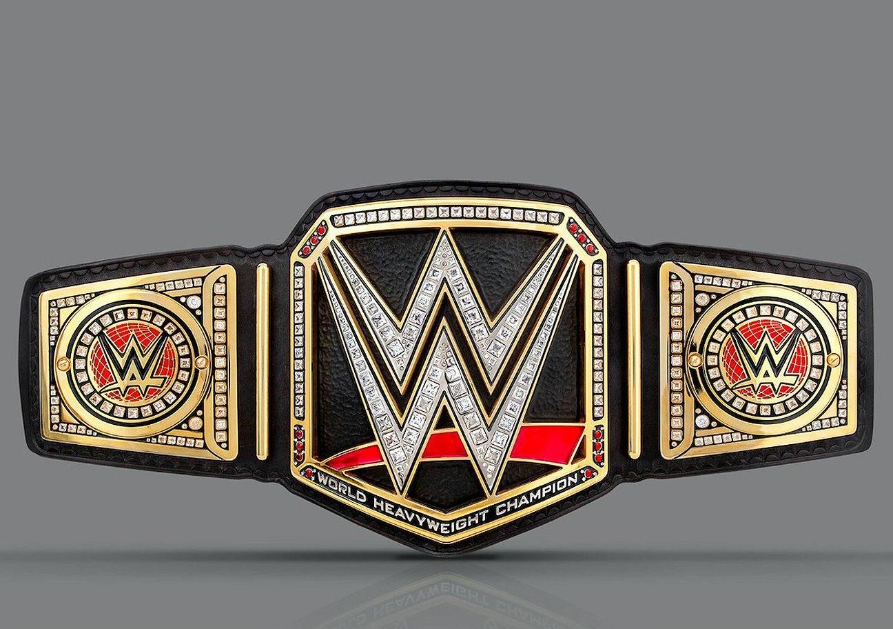 Cinturón WWE.