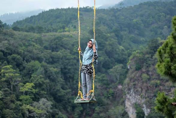 Coban Parang Tejo Malang, Tempat Wisata Instragamable di malang yang lagi hits