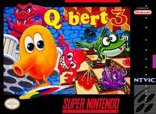 Q-Bert 3 [ SNES ]