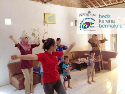 Pembelajaran Seni Tari Untuk Anak Usia Dini (PAUD)