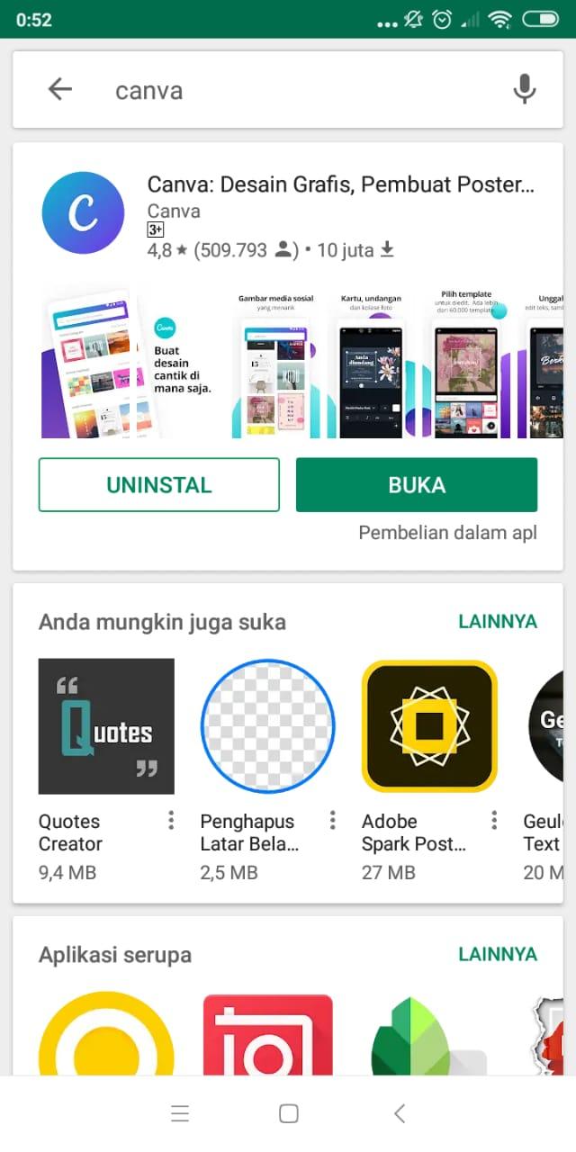 Cara Membuat Logo Keren Di Hp Android Mudah Jooinfoo Com Jurnal Berita Informasi