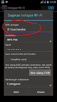 ganti nama SSID di android