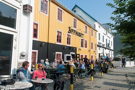 Tromso. Noruega